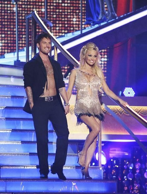 Pamela Anderson Eliminated From Dancing With The Stars All-Stars (Video)