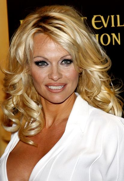 Tax Debt Snares Pam Anderson
