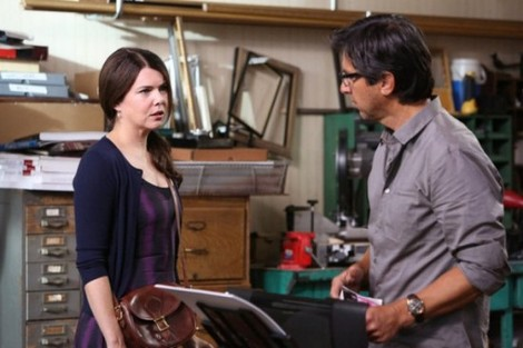 """NBC's popular drama Parenthood returns tonight with a whole new episode. Tonight's third episode of the 4th season is called """"Everything Is Not Okay."""" On tonight's show Kristina and Adam"""