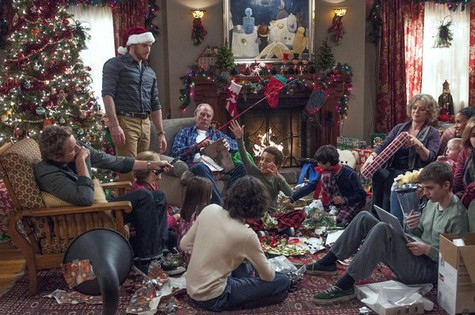 "Parenthood Season 4 Episode 11 ""What To My Wondering Eyes"" Recap 12/11/12"