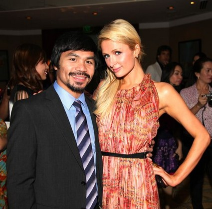 Paris Hilton Hits It Off Beautifully In The Philippines - Much Mutual Love