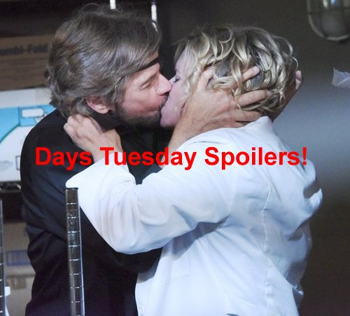 Days of Our Lives (DOOL ) Spoilers: Brady Shocks Victor With Titan Sacrifice for Theresa - Sets Up Philip's Return to Salem