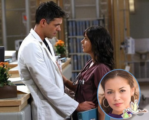 General Hospital Patrick and Robin