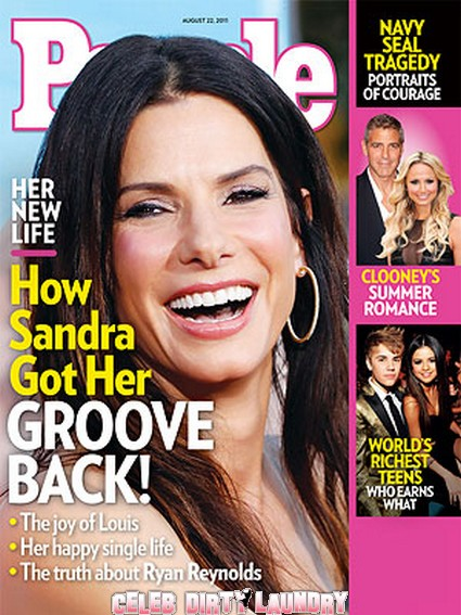 People: How Sandra Bullock Got Her Groove Back - Photo