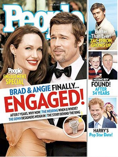 Is Angelina Jolie Pregnant – Why Did Brad Pitt Propose Now?