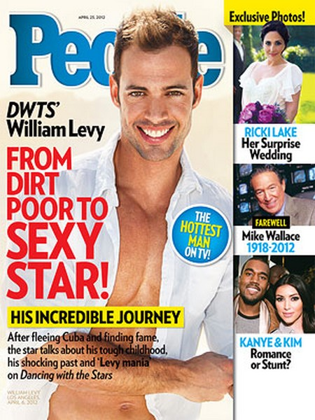 Dancing With The Stars' William Levy Exposed (Photo)