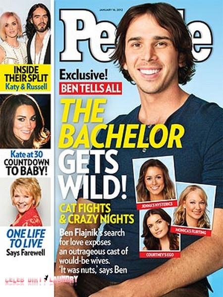 Ben Flajnik Tells All, The Bachelor Gets Wild (Photo)