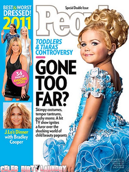 People Magazine: Toddlers & Tiaras Controversy - Photo