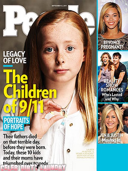 People Magazine: Meet the Children of 9/11
