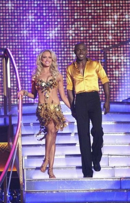 Donald Driver Dancing With The Stars Argentine Tango Performance Video 5/21/12