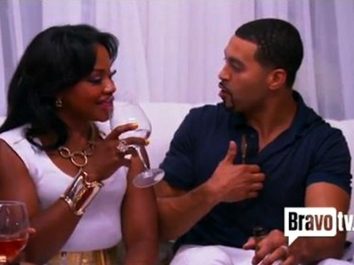 The Real Housewives of Atlanta Stars Phaedra Parks and Apollo Nida Separate - Divorce Looms