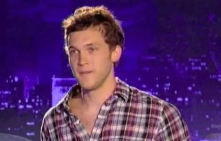 Phillip Phillips American Idol 2012 'SONG 3' Video 5/22/12