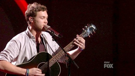 Phillip Phillips American Idol 2012 'SONG 2? Video 5/9/12