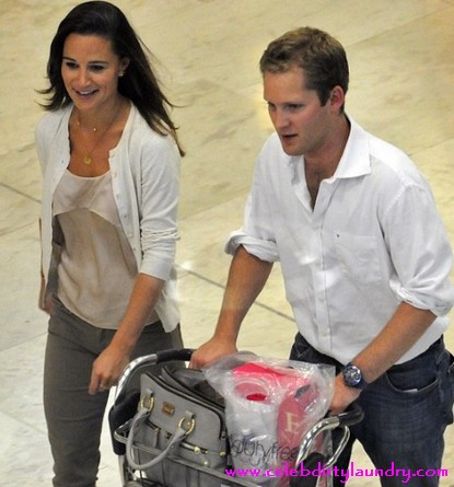 Is Pippa Middleton Hunting For A Duke?