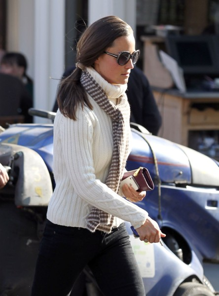 Pippa Middleton Wedding To Happen Soon, She's Already Picking Out Rings! 0319