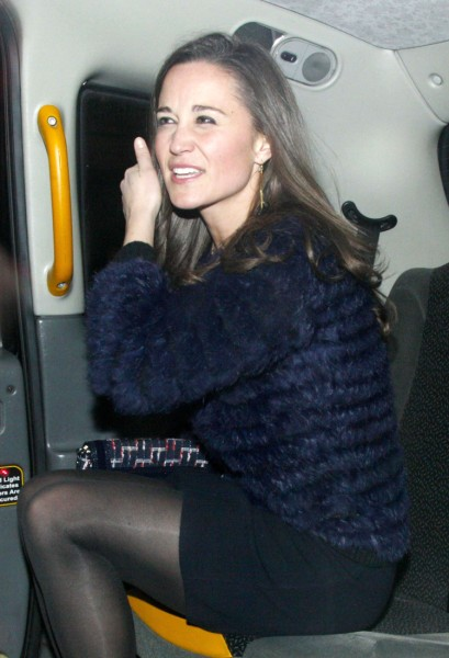 Pippa Middleton Dances On Couches At Gun Pal's Party, Is She Done Behaving? 1217