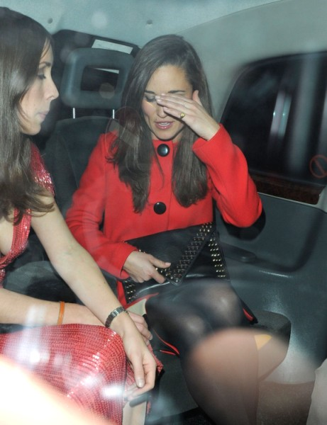 What Will  Kate Middleton Say? Pippa Middleton Fights With Model In Trendy Nightclub! 1104