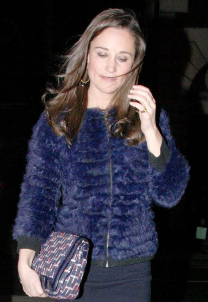 Did Pippa Middleton Tell Jessica Hay About Kate Middleton's Pregnancy? (Photos) 1205