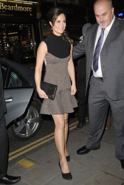 Pippa Middleton's Publishers Say No To Another Book, Is Her Career Over? 1221