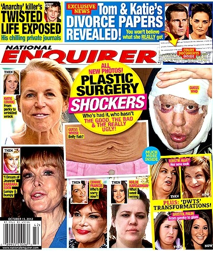 Plastic Surgery Shockers: The Good, The Bad & The Really Ugly (Photos) 1003