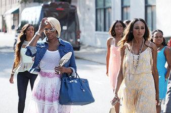 Phaedra Parks and NeNe Leakes Quitting RHOA if Porsha Williams Fired - Want Kenya Moore Tossed Instead