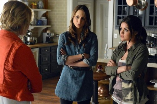 "Pretty Little Liars RECAP 6/18/13: Season 4 Episode 2 ""Turn of the Shoe"""