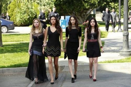 "Pretty Little Liars Season 4 Episode 7 REVIEW ""Crash and Burn, Girl!"""