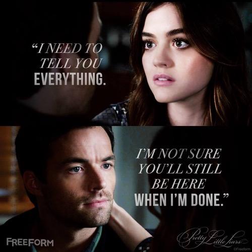 """Pretty Little Liars Recap 6/20/17: Season 7 Episode 19 """"Farewell, My Lovely"""""""