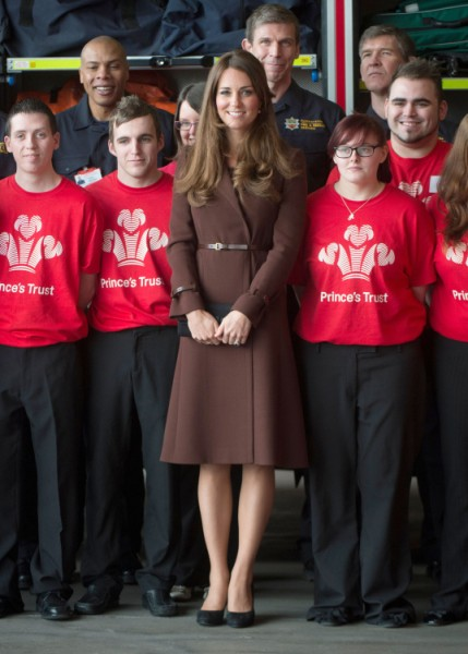 Kate Middleton Addresses Queen Rumors: 'You Might Be Waiting A Long Time!' 0306
