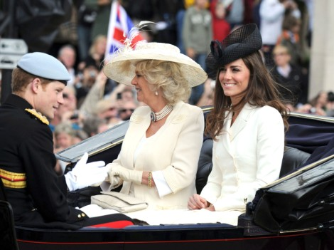Kate Middleton Grateful Prince Harry's Back, His Partying Makes Her Vacations Look Better! 0208
