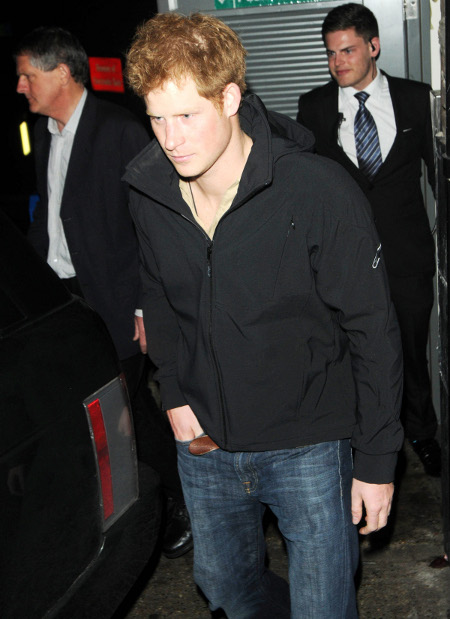 Prince Harry Warned by Bodyguards: Next Time the Camera Could be a Gun!