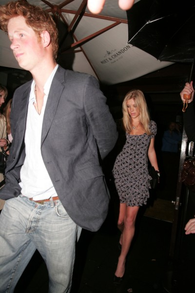 Prince Harry's Girlfriend Hungry For The Crown, Running Old Girlfriends Out Of Town! 0224