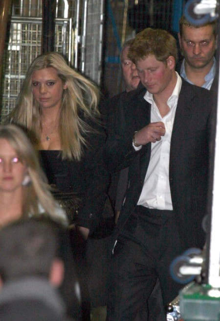 Chelsy Davy Shows Prince Harry's Girlfriend How To Keep A Prince Coming Back For More 0906