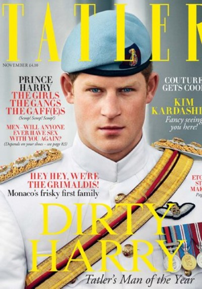 Prince Charming? Prince Harry Only Screws Blue Bloods Because He Can Control Them 1004