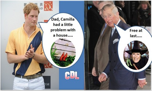 GLOBE: Kate Middleon Bans Camilla Parker-Bowles From Royal Delivery Room! (PHOTO)
