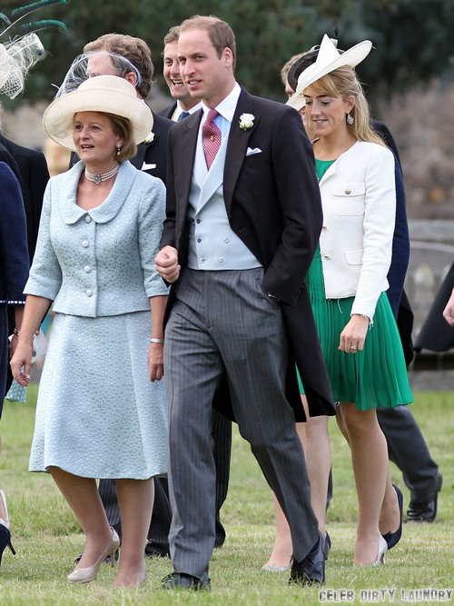 Does Kate Middleton Have Postpartum Depression? Prince William Attends Wedding with Harry and Pippa While Kate Stays Home (PHOTOS)