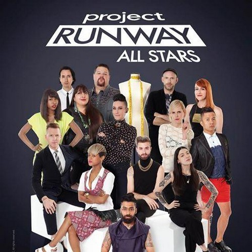 """Project Runway All Stars Recap 12/11/14: Season 4 Episode 6 """"Luck Be a Lady"""""""