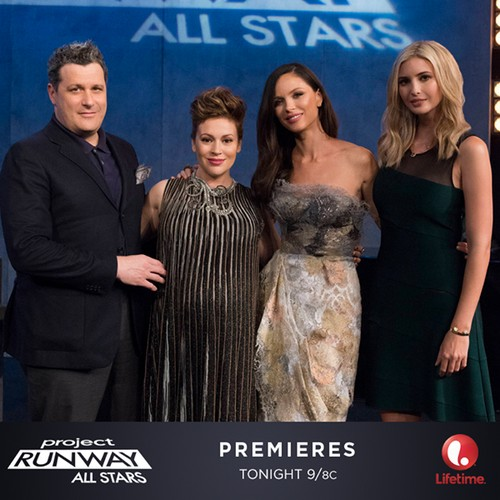 "Project Runway All Stars Premiere Recap: Season 4 ""Made in Manhattan"""
