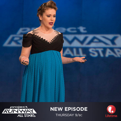 "Project Runway All Stars Recap - ""Sketching with Sharks"": Season 4 Episode 9"