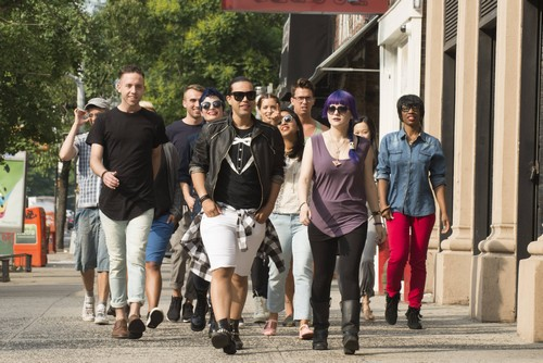 "Project Runway Recap 7/31/14: Season 13 episode 2 ""Unconventional Movie Nite!"""