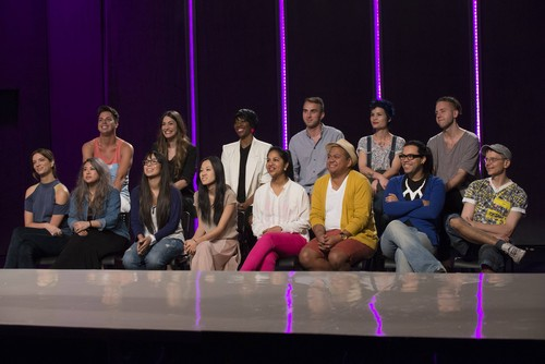 """Project Runway Live Detailed Recap: Season 13 Episode 3 """"Past, Present, and Future"""" 8/7/14"""