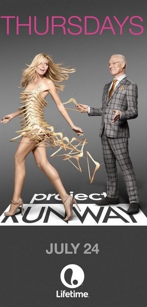 """Project Runway Recap 7/24/14: Season 13 Premiere """"The Judges Decide"""""""