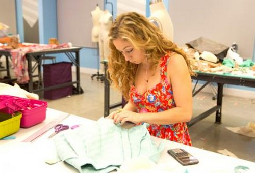 "Project Runway Under the Gunn RECAP 3/27/14: Season 1 Episode 11 ""The Benefit of Fashion"""