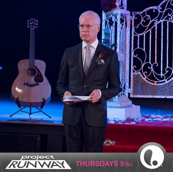 "Project Runway LIVE Recap: Season 13 Episode 6 ""It's a Nice Day for a Rock Wedding"""