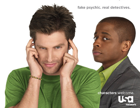 CDL Giveaway: Amazing 'Psych' Prize Pack to Celebrate 100th Episode!
