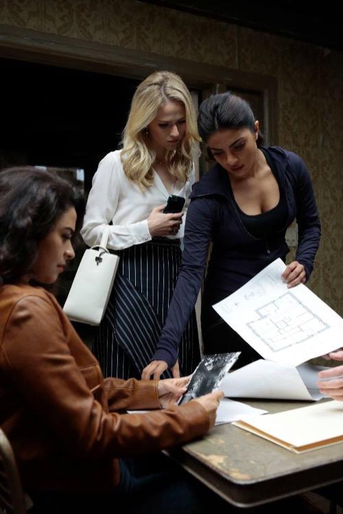 "Quantico Fall Finale Recap 11/27/16: Season 2 Episode 8 ""ODENVY"""