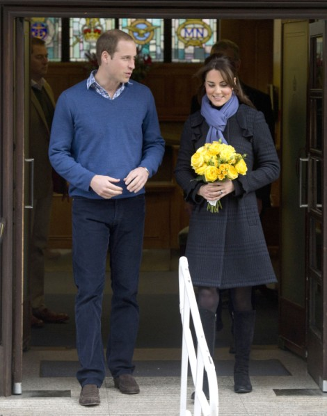 Kate Middleton Traumatized By Pregnancy, Royals Afraid Of Another Princess Diana Problem 0127
