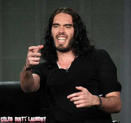 Arrest Warrant Issued For Russell Brand