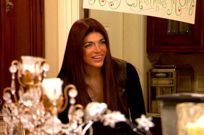 'Real Housewives': Jacqueline makes a crack about Teresa having a ghostwriter