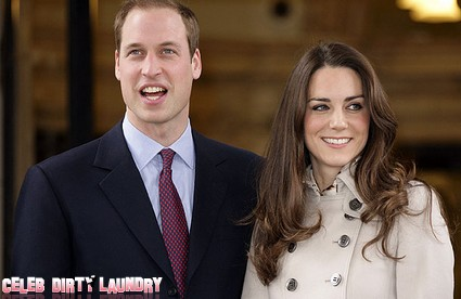 Kate Middleton, Prince William Ring In New Year In Scotland